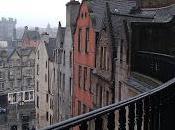Foggy Edinburgh