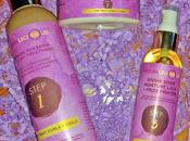 Crowned Curls: Naturalicious Hello Gorgeous 3-Step Hair Care System