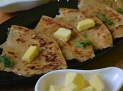 Rice Paratha Recipe, Make Leftover Indian Flatbread with