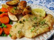 Sole Fillets with Lemon Thyme