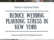 Ways Reduce Wedding Planning Stress When York