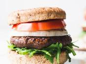 Vegan Grilled Portobello Mushroom Burgers