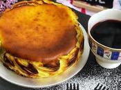 巴斯克烤芝士蛋糕 Basque Burnt Cheesecake