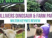Gullivers Dinosaur Farm Park, Milton Keynes Review