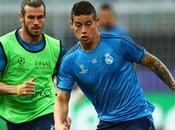 Real Madrid: Gareth Bale James Rodriguez Called Match Against Celta Vigo