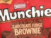 Nestle Munchies Chocolate Fudge Brownie