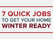 Quick Jobs Your Home Winter Ready
