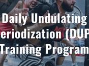 Daily Undulating Periodization (DUP) Training Program
