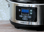 Slow-Cook Your Family's Meals Perfection with Hamilton Beach Forget Programmable Slow Cooker