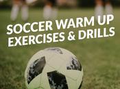 Soccer Warm Exercises Drills Football