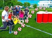 Sidemen Football Fear Pong