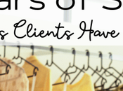 Years Styling: Things Clients Have Learned