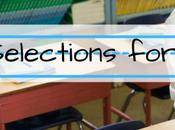 Shopping Selections Teachers