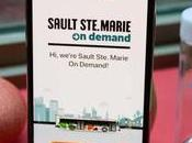 Sault Ste. Marie, Ontario Pilot Project Lets Riders Hail Buses from