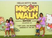 First Family Moon Walk {Hello Kitty 2019}