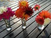 Fall Party Décor Floral Arrangements