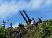 Backpacking Nauru: Sights Interior, Thon Outback