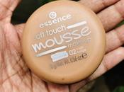 Essence Soft Touch Mousse Review Matt Beige