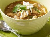 Easy Healthy White Bean Chicken Chili
