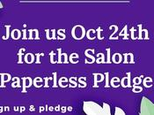 Paperless With Salons From Around Globe!