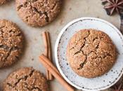 Gluten-Free Vegan Chai Sugar Cookies