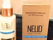 NEUD Natural Hair Inhibitor Freedom from Unwanted Body