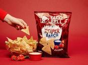 Taco Bell Launches Spiciest Chip Reaper Ranch Tortilla Chips