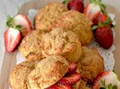 Super Easy Almond Scones Just Mix, Scoop Bake!