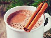 Healthy Chocolate with Cinnamon
