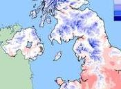Great Britain's Temperature Gradient