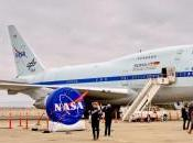 Boeing 747SP, SOFIA- Stratospheric Observatory Infrared Astronomy