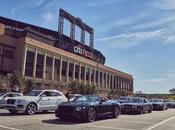 Bentley Centenary Celebration Captivates York City