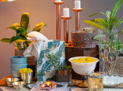 Home Interiors: Diwali Decor with Muted Hues Pastel Palette