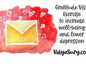 Gratitude Visit Exercise Increase Well-being