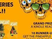 Name Pineapple Port Mysteries Skull Kindle Reader