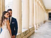 Gorgeous Romantic Peach White Wedding Corfu