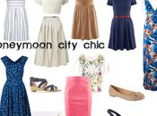 Honeymoon Fashion: European City Chic