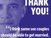 Obama Endorses Marriage