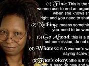 Things Women