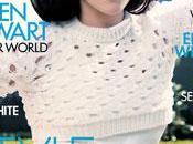 Kristen Stewart Covers Elle June 2012
