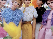 Fashion Flashback: Spring 1961. (Are Those Feathers, Ballons, Or...