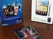 Samsung Will Sell Special Edition Galaxy Note Olympic 2012