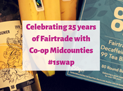 Celebrating Years Fairtrade with Co-op Midcounties #1swap