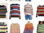 Sunshine Rainy Day: Best Striped Sweaters