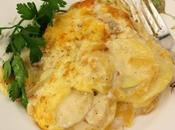 Creamy Potato Apple Gratin