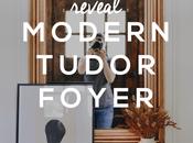 Modern Tudor Foyer Reveal