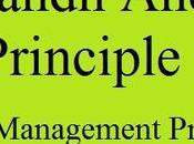 What Pariyojana Prabandh Principle