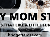 Edgy Style: Outfits Moms Like Little Funk Their Looks