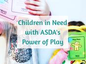 Children Need 2019 Asda Power Play Playing Cards #powerofplay
