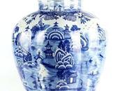 Blue Pattern China